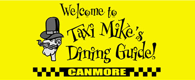 Taxi Mike Canmore